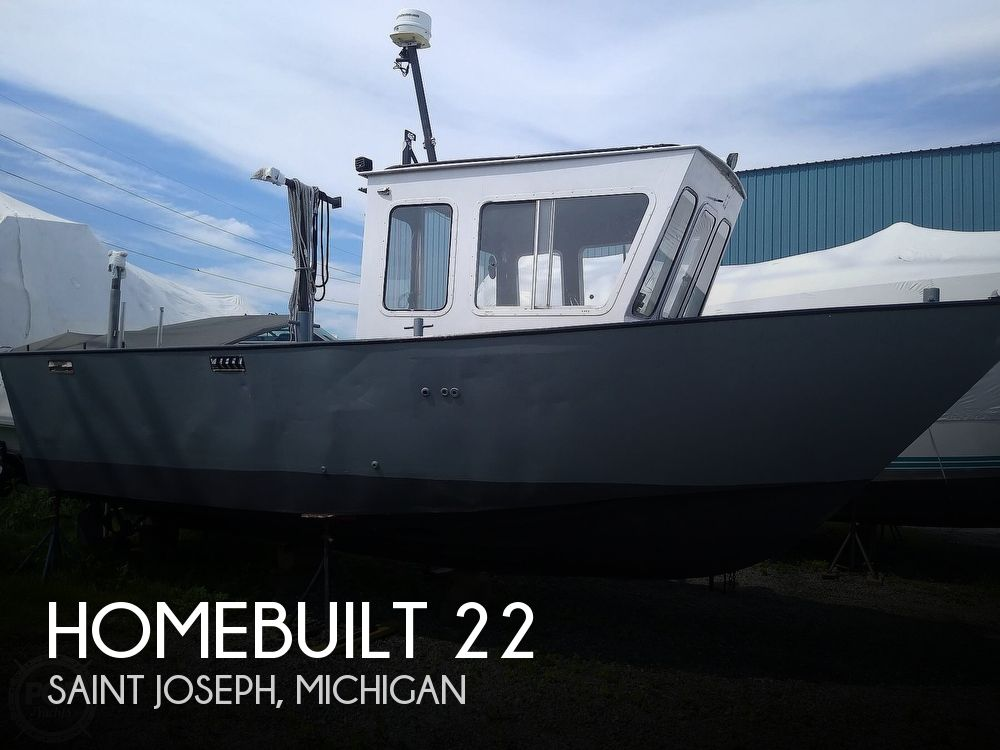 Used Boats For Sale in South Bend, Indiana by owner   2012 Homebuilt Pilothouse 22