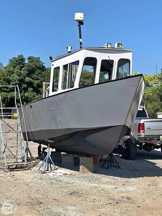 2012 Homebuilt boat for sale, model of the boat is Pilothouse 22 & Image # 4 of 40