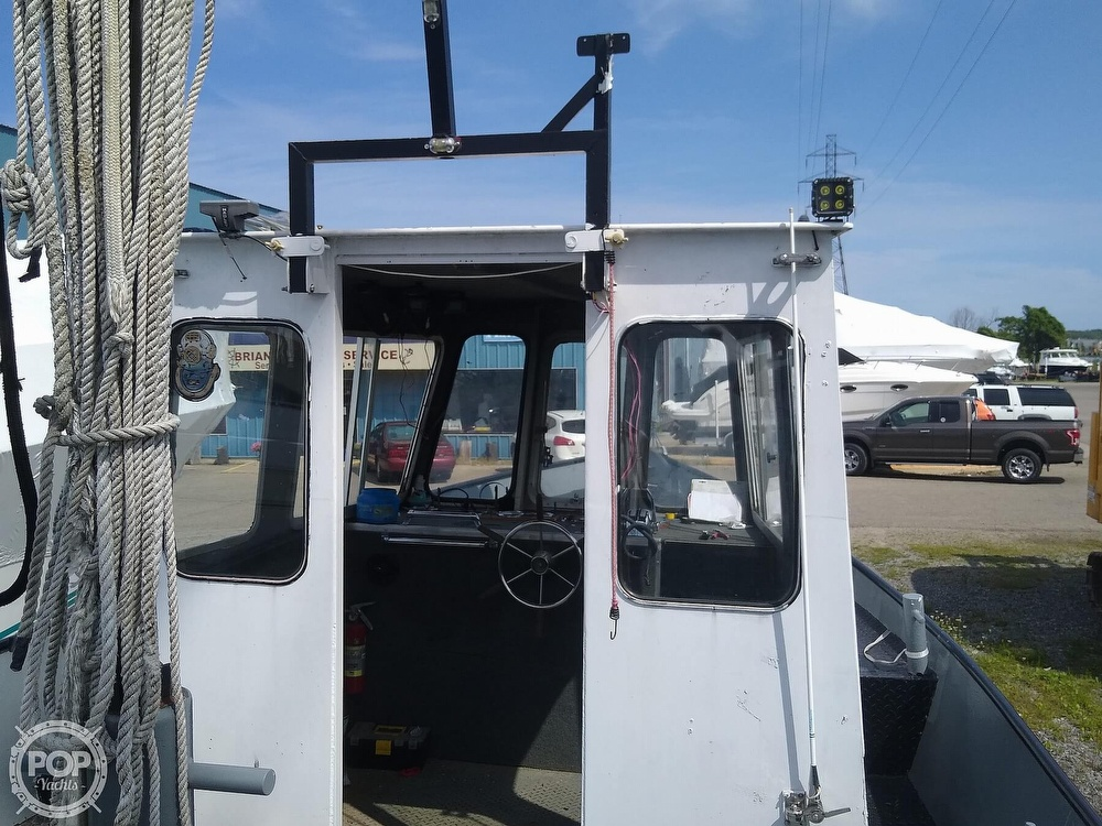 2012 Homebuilt boat for sale, model of the boat is Pilothouse 22 & Image # 35 of 40