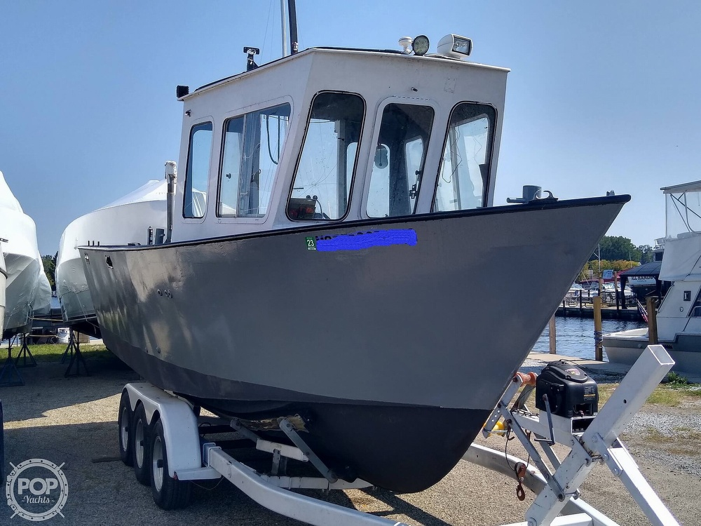 2012 Homebuilt boat for sale, model of the boat is Pilothouse 22 & Image # 2 of 40