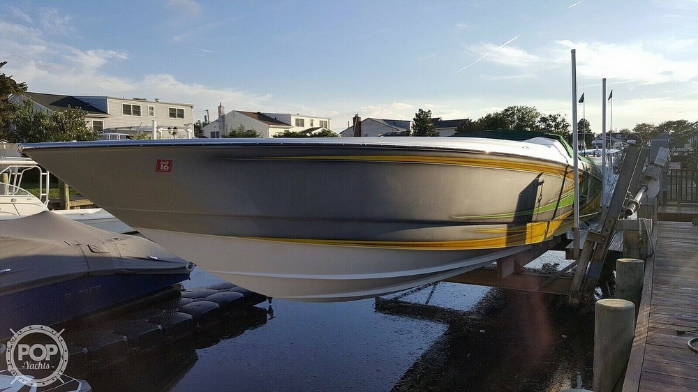 2005 Nor-tech boat for sale, model of the boat is 3900 Super-Vee & Image # 2 of 40