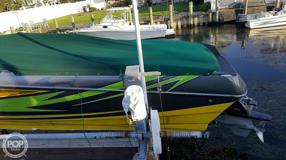 2005 Nor-tech boat for sale, model of the boat is 3900 Super-Vee & Image # 14 of 40