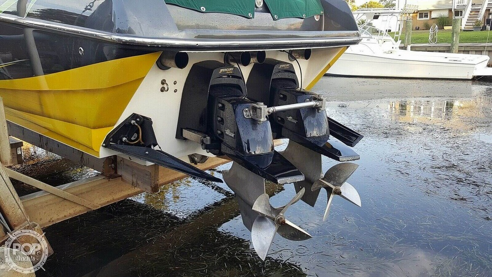 2005 Nor-tech boat for sale, model of the boat is 3900 Super-Vee & Image # 32 of 40