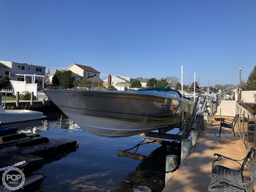 2005 Nor-tech boat for sale, model of the boat is 3900 Super-Vee & Image # 6 of 40