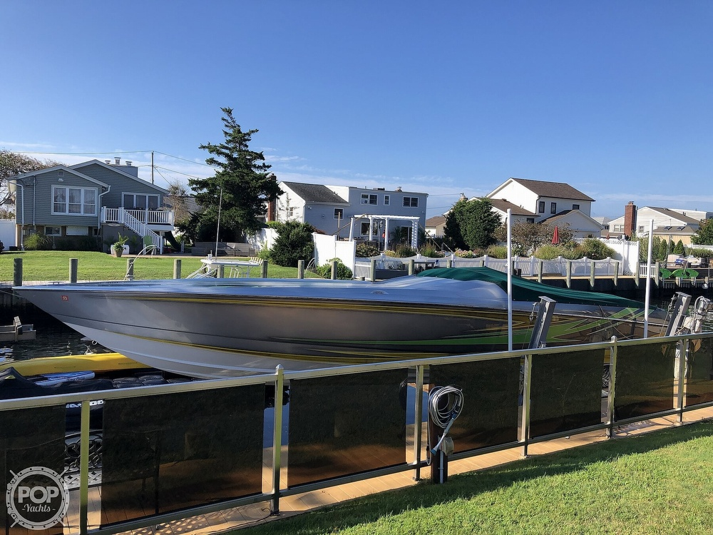 2005 Nor-tech boat for sale, model of the boat is 3900 Super-Vee & Image # 10 of 40