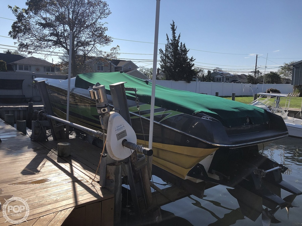 2005 Nor-tech boat for sale, model of the boat is 3900 Super-Vee & Image # 16 of 40