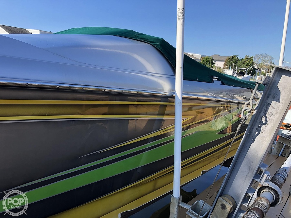 2005 Nor-tech boat for sale, model of the boat is 3900 Super-Vee & Image # 33 of 40
