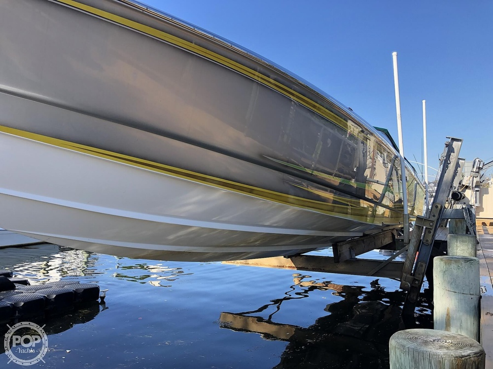 2005 Nor-tech boat for sale, model of the boat is 3900 Super-Vee & Image # 36 of 40