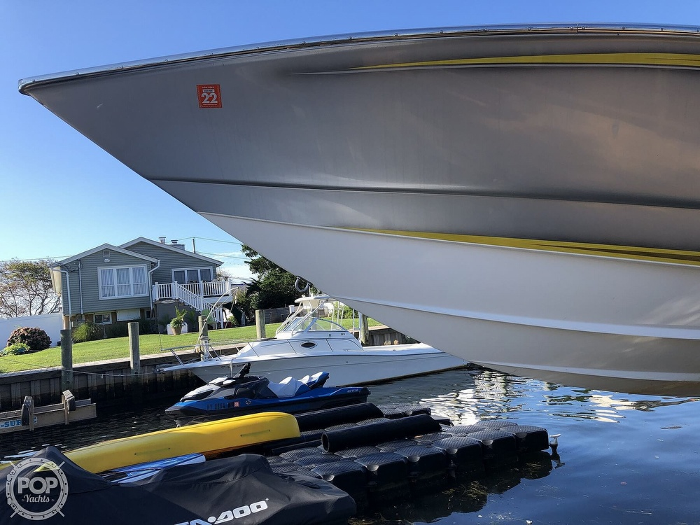 2005 Nor-tech boat for sale, model of the boat is 3900 Super-Vee & Image # 37 of 40