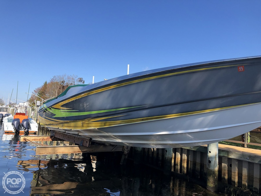 2005 Nor-tech boat for sale, model of the boat is 3900 Super-Vee & Image # 40 of 40