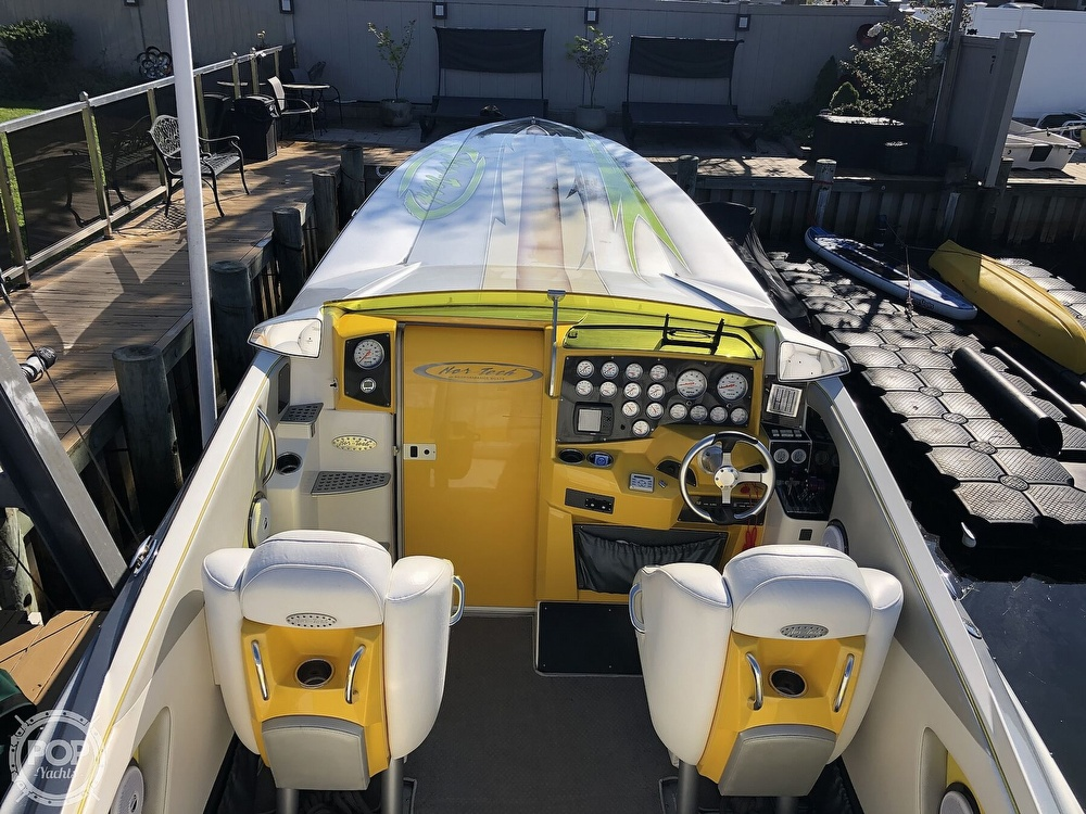 2005 Nor-tech boat for sale, model of the boat is 3900 Super-Vee & Image # 4 of 40
