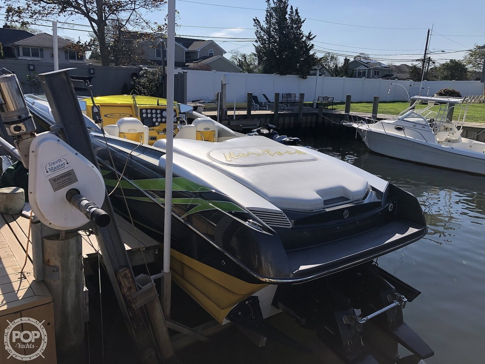 2005 Nor-tech boat for sale, model of the boat is 3900 Super-Vee & Image # 7 of 40