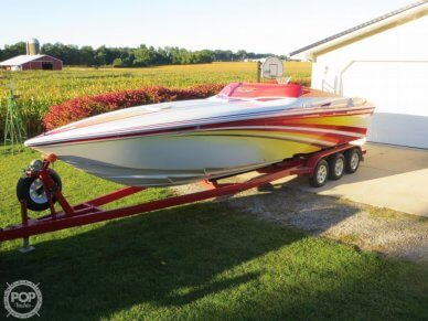 2007 Sunsation 32 Dominator SS