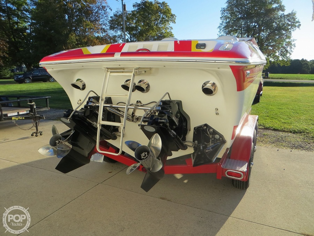 2007 Sunsation boat for sale, model of the boat is 32 Dominator SS & Image # 3 of 40