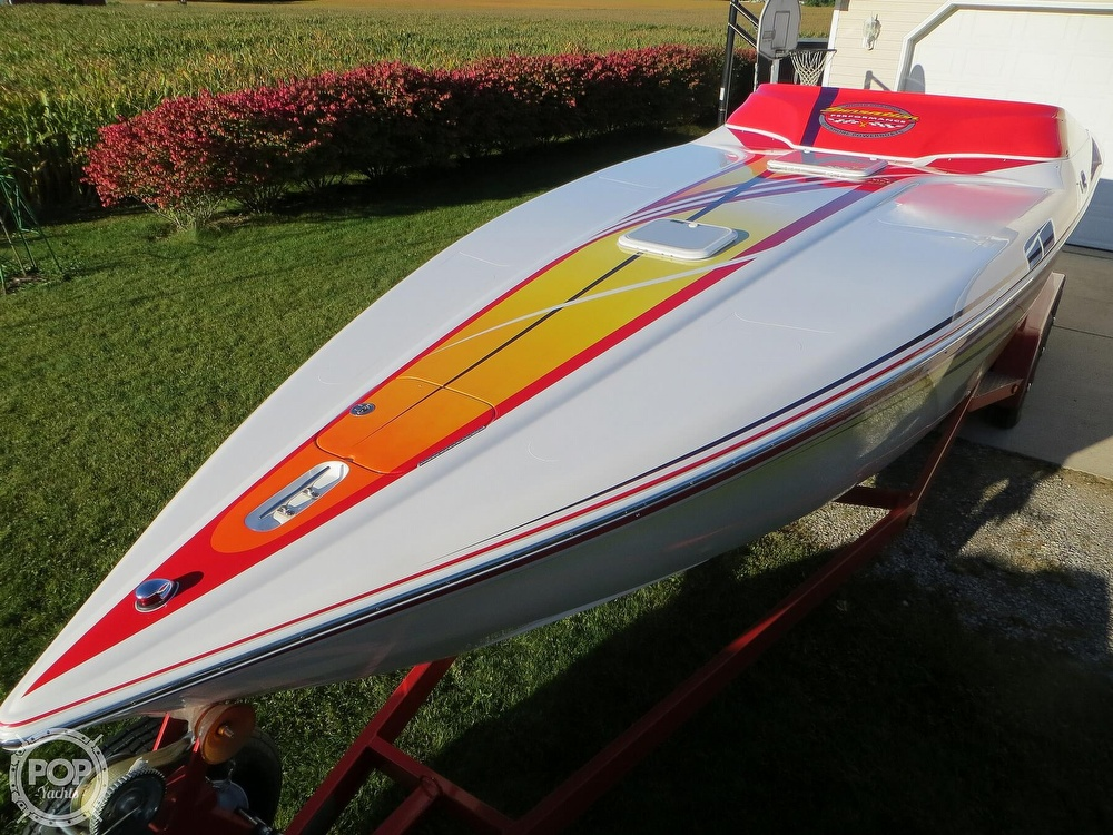 2007 Sunsation boat for sale, model of the boat is 32 Dominator SS & Image # 4 of 40