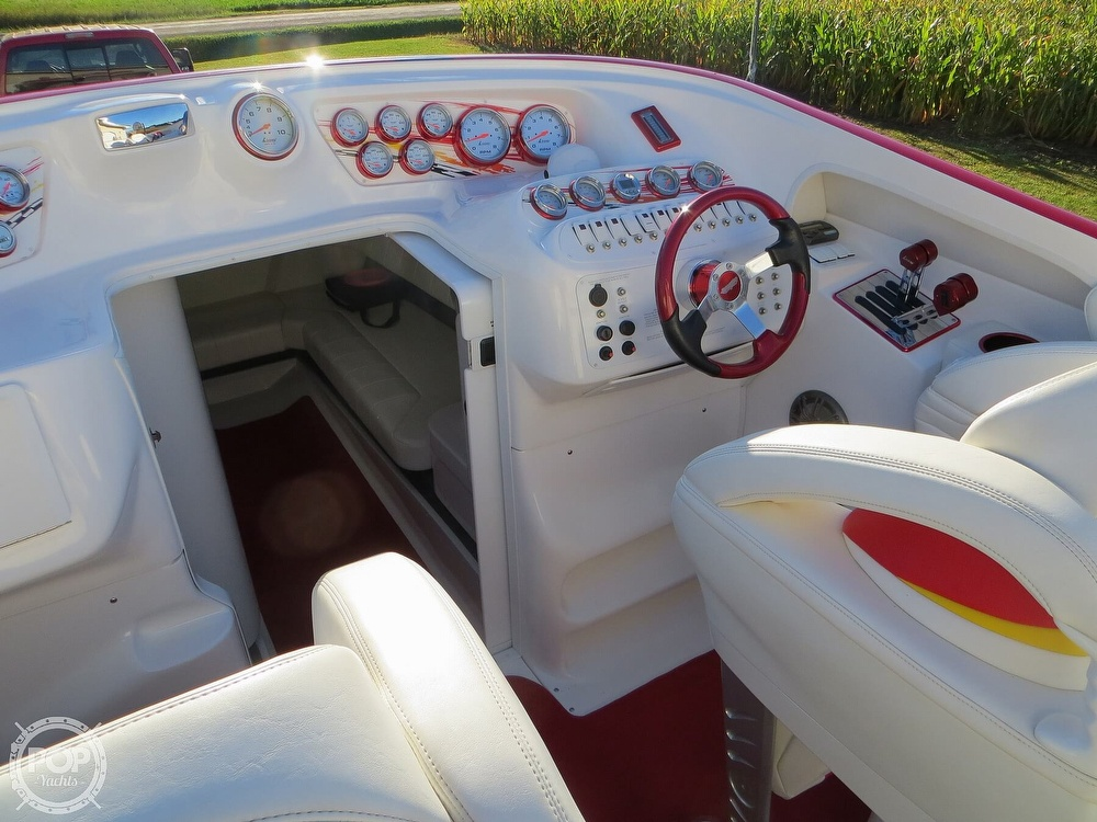 2007 Sunsation boat for sale, model of the boat is 32 Dominator SS & Image # 6 of 40