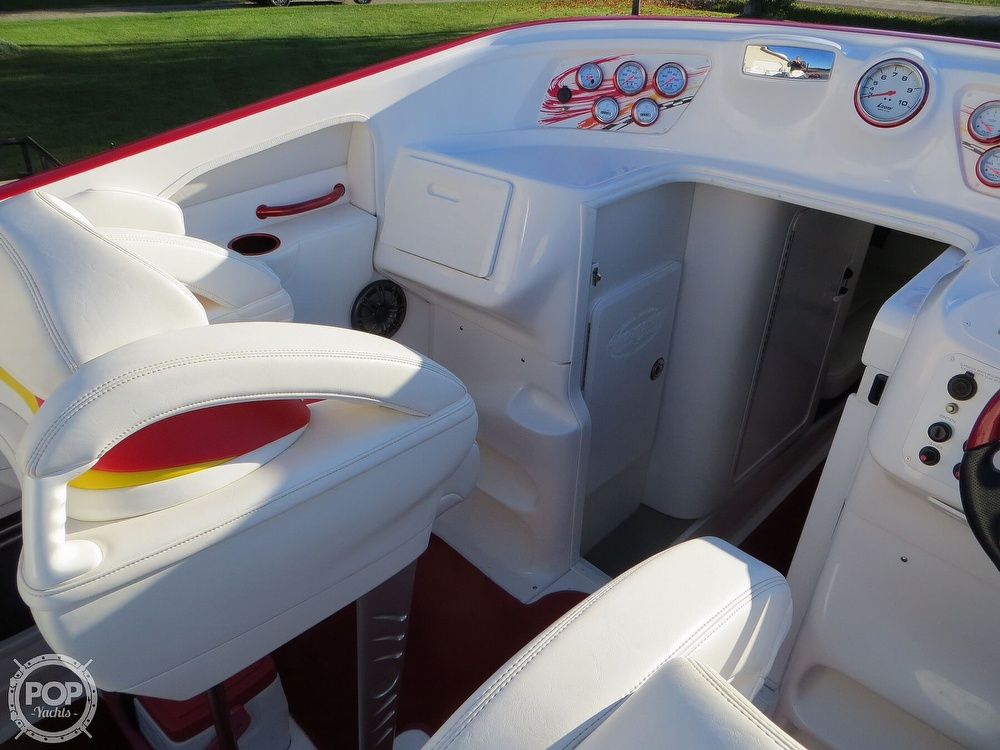 2007 Sunsation boat for sale, model of the boat is 32 Dominator SS & Image # 7 of 40