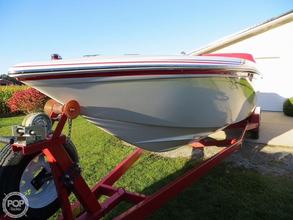 2007 Sunsation boat for sale, model of the boat is 32 Dominator SS & Image # 24 of 40