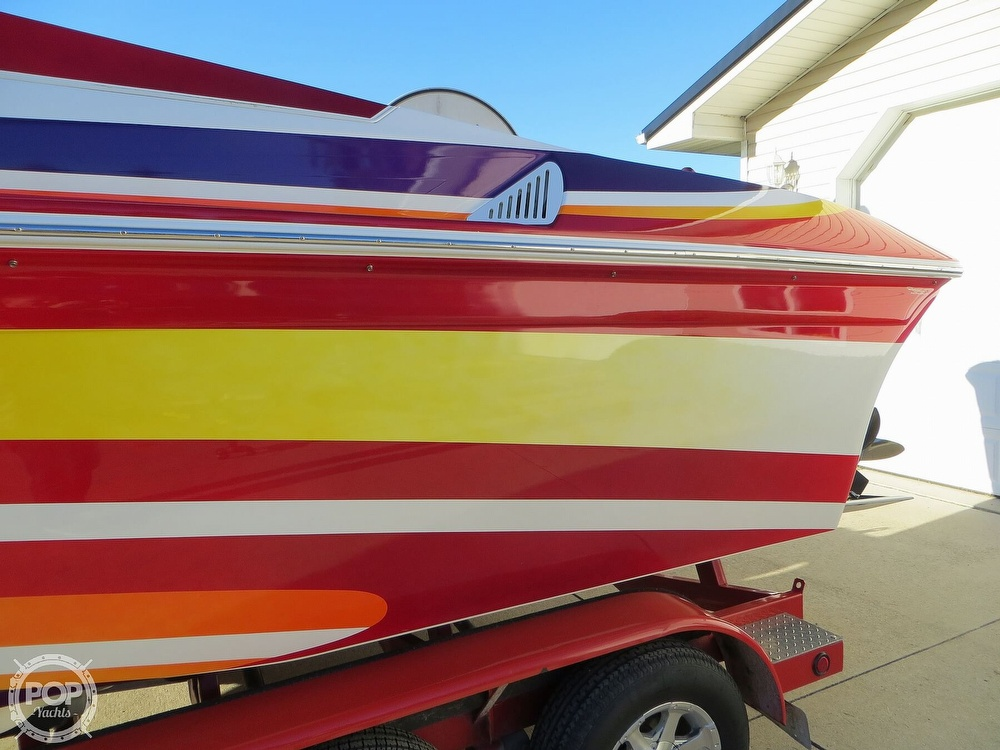 2007 Sunsation boat for sale, model of the boat is 32 Dominator SS & Image # 27 of 40