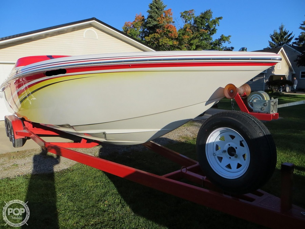 2007 Sunsation boat for sale, model of the boat is 32 Dominator SS & Image # 28 of 40