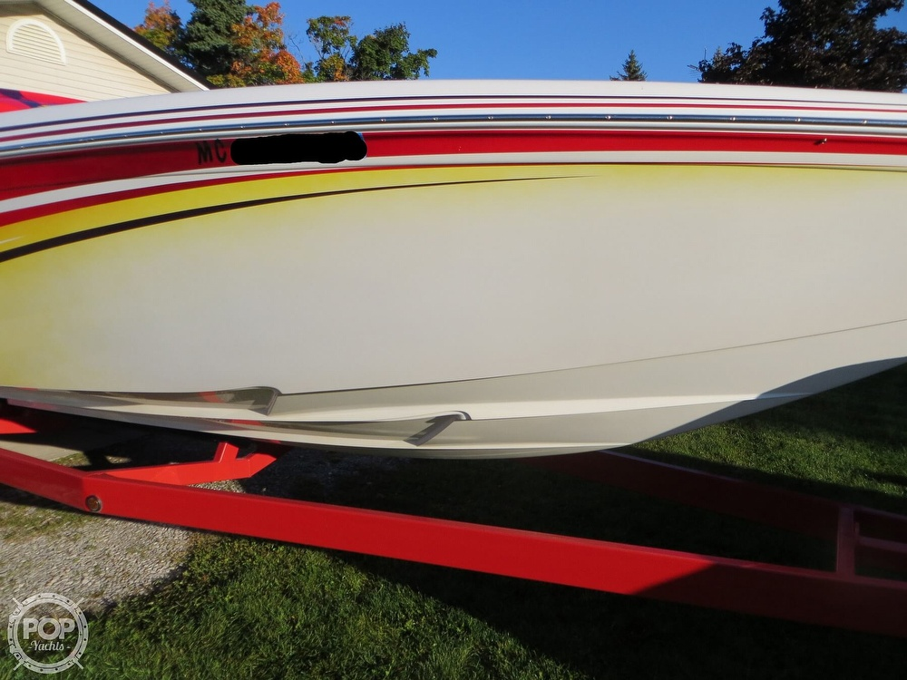 2007 Sunsation boat for sale, model of the boat is 32 Dominator SS & Image # 29 of 40