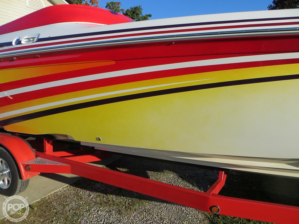 2007 Sunsation boat for sale, model of the boat is 32 Dominator SS & Image # 30 of 40