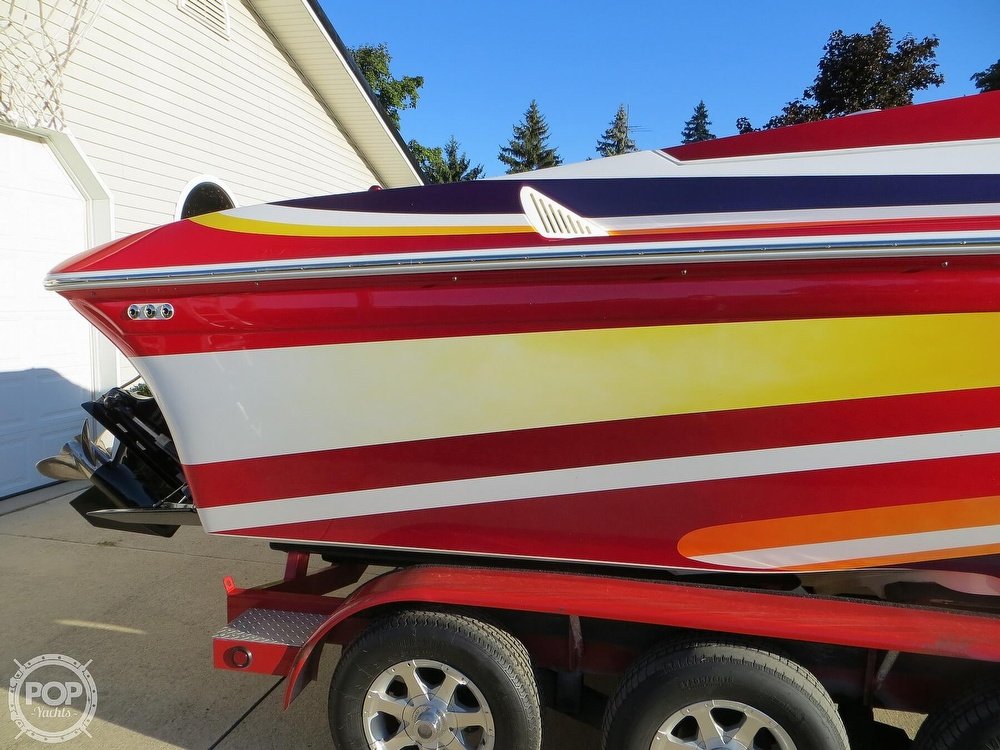 2007 Sunsation boat for sale, model of the boat is 32 Dominator SS & Image # 32 of 40