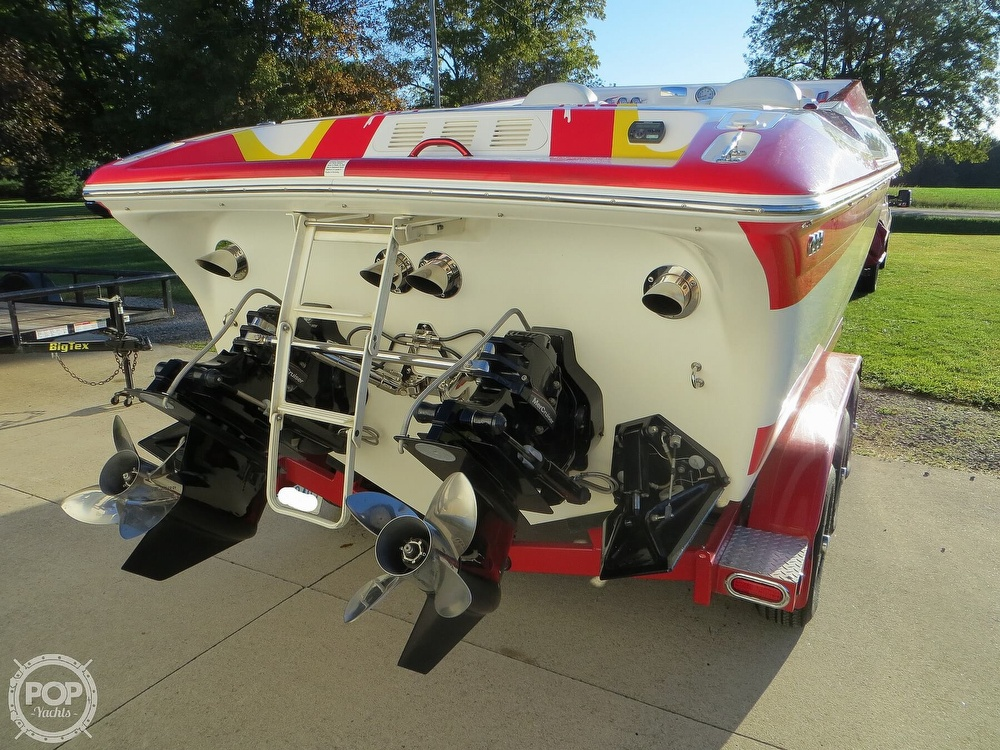 2007 Sunsation boat for sale, model of the boat is 32 Dominator SS & Image # 33 of 40