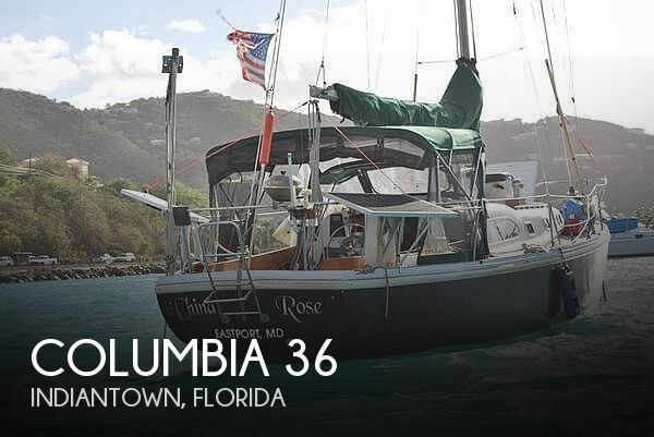 Used Columbia Boats For Sale in Florida by owner | 1970 Columbia 36