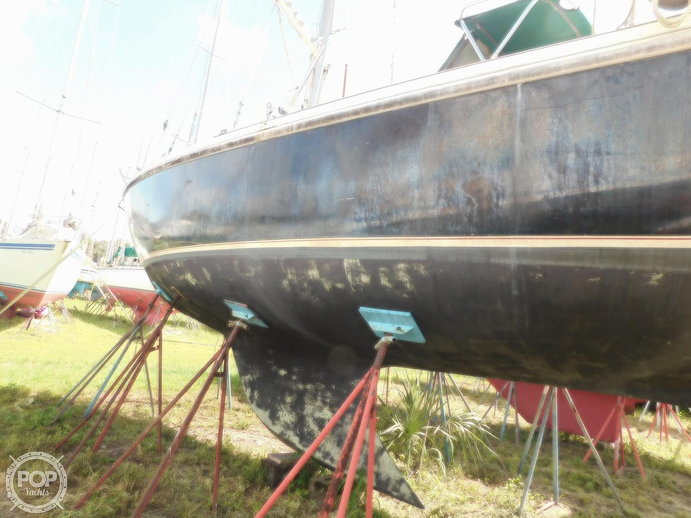1970 Columbia boat for sale, model of the boat is 36 & Image # 16 of 40
