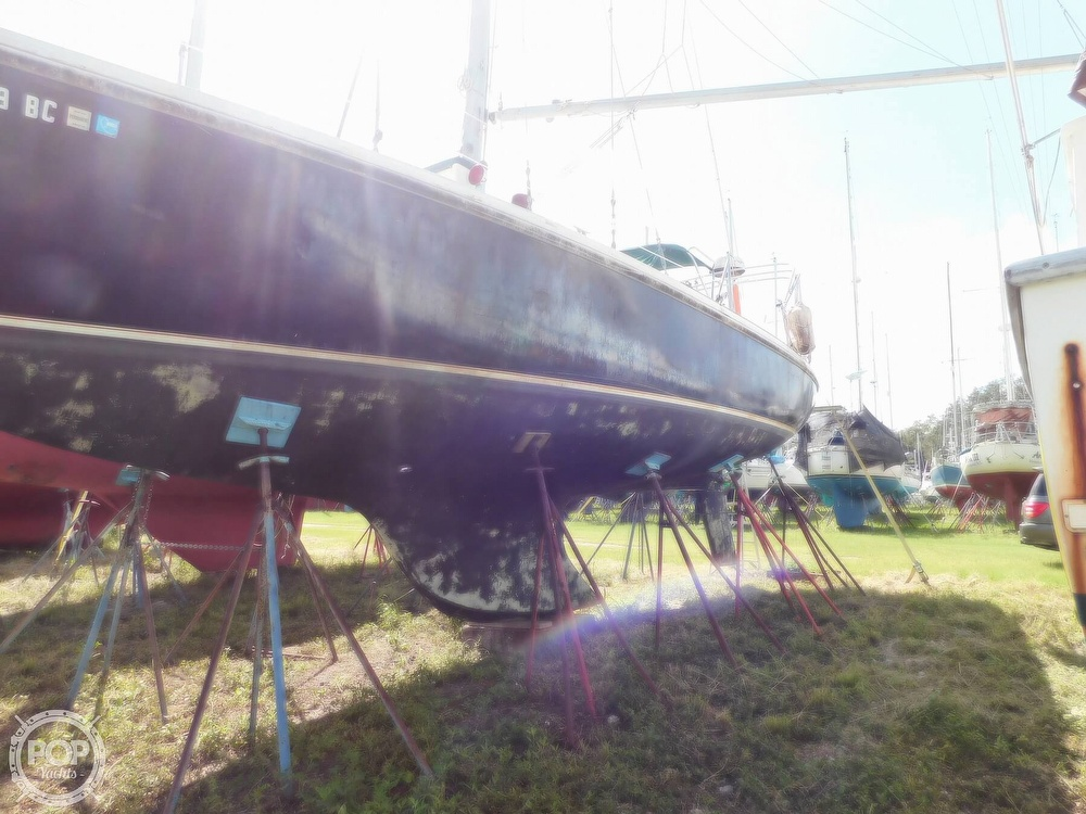 1970 Columbia boat for sale, model of the boat is 36 & Image # 18 of 40
