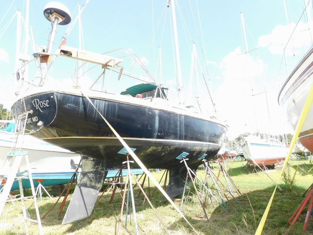 1970 Columbia boat for sale, model of the boat is 36 & Image # 22 of 40
