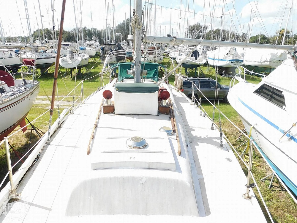 1970 Columbia boat for sale, model of the boat is 36 & Image # 39 of 40