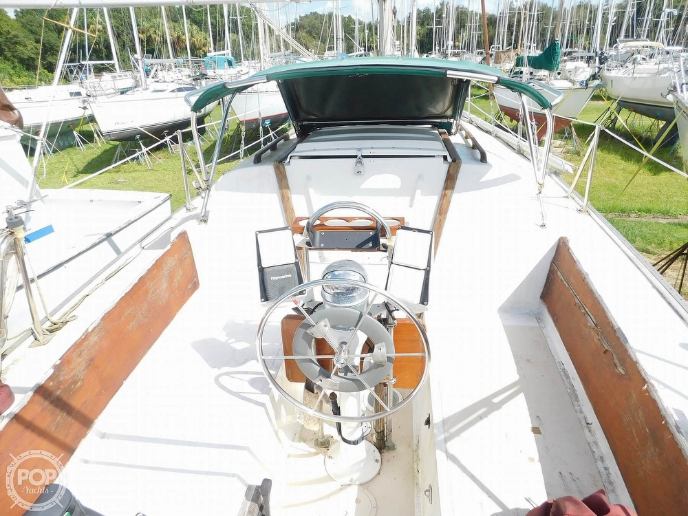 1970 Columbia boat for sale, model of the boat is 36 & Image # 8 of 40