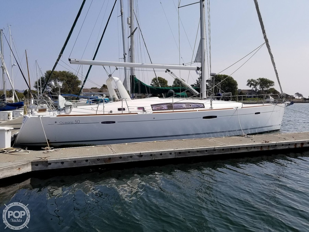 2011 Beneteau 50 Oceanis - image 5