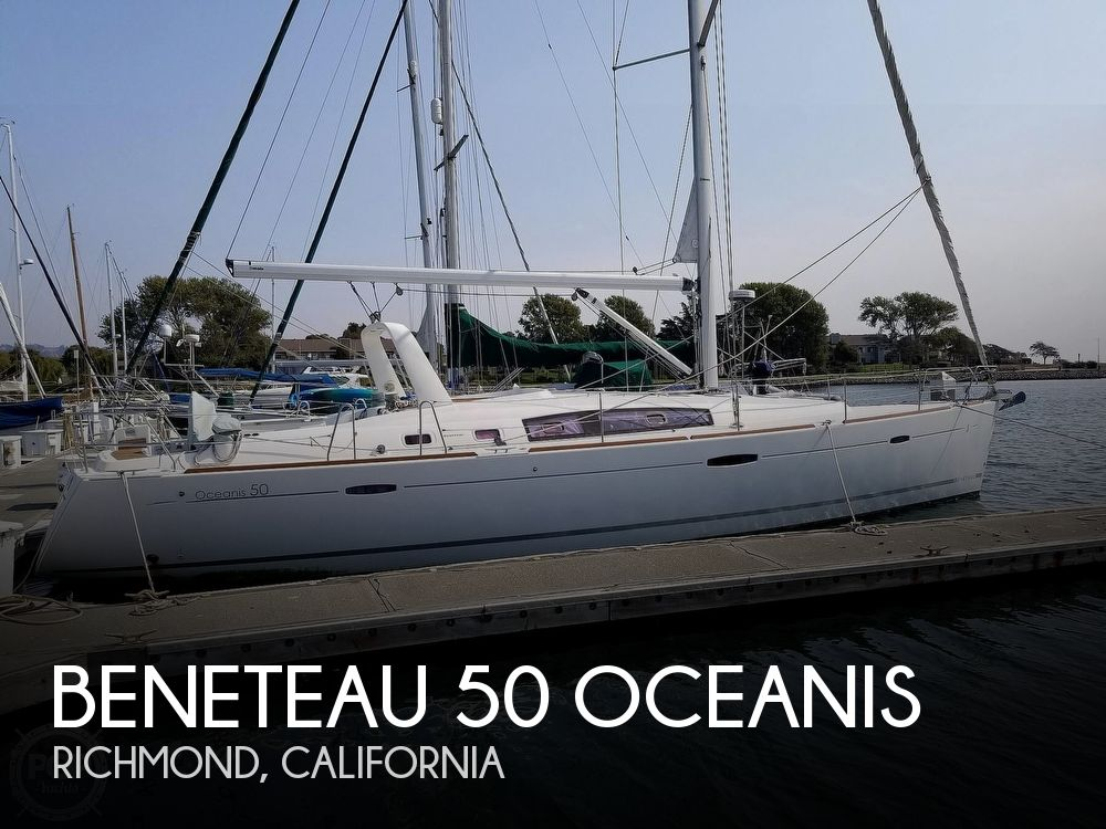 Used Boats For Sale in San Jose, California by owner | 2011 Beneteau 50 Oceanis