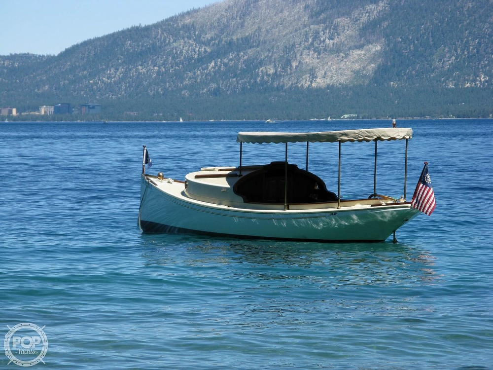 2004 Elliot Bay Co boat for sale, model of the boat is 23 Cabin Launch & Image # 3 of 40