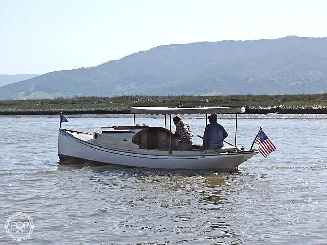 2004 Elliot Bay Co boat for sale, model of the boat is 23 Cabin Launch & Image # 11 of 40
