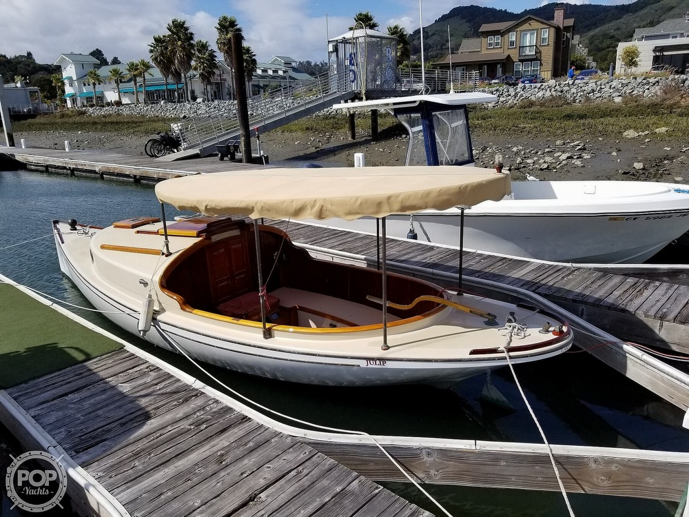 2004 Elliot Bay Co boat for sale, model of the boat is 23 Cabin Launch & Image # 13 of 40