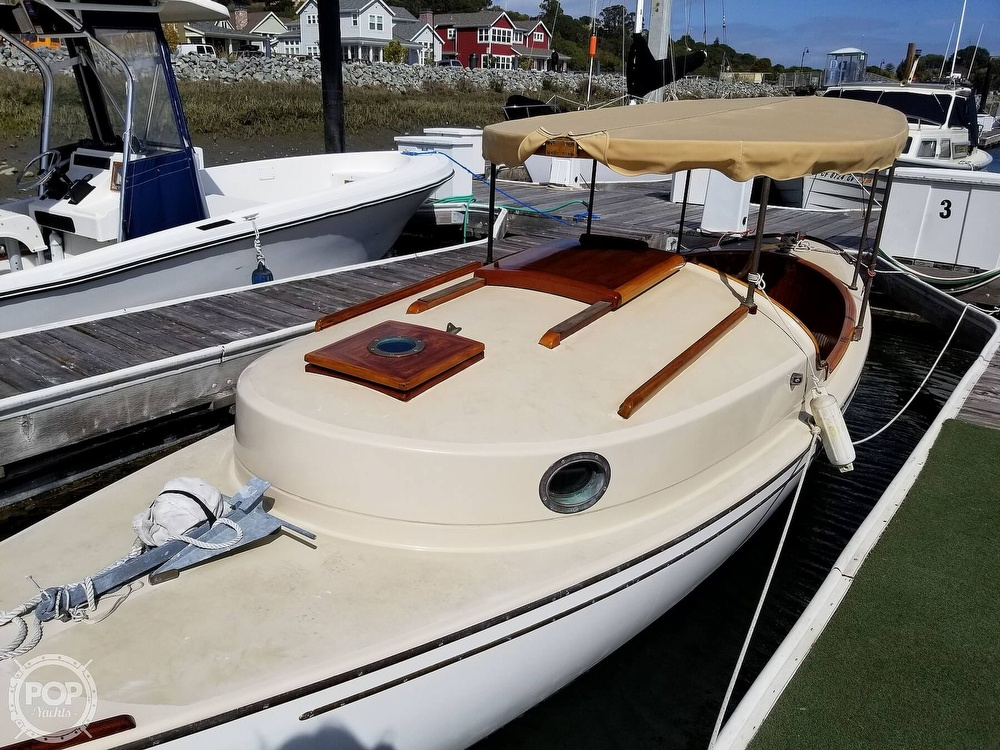 2004 Elliot Bay Co boat for sale, model of the boat is 23 Cabin Launch & Image # 14 of 40