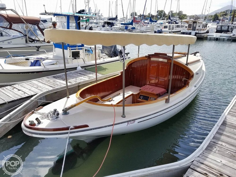 2004 Elliot Bay Co boat for sale, model of the boat is 23 Cabin Launch & Image # 18 of 40