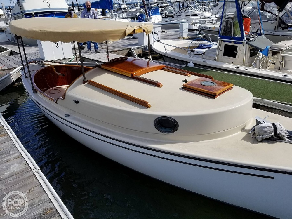 2004 Elliot Bay Co boat for sale, model of the boat is 23 Cabin Launch & Image # 19 of 40