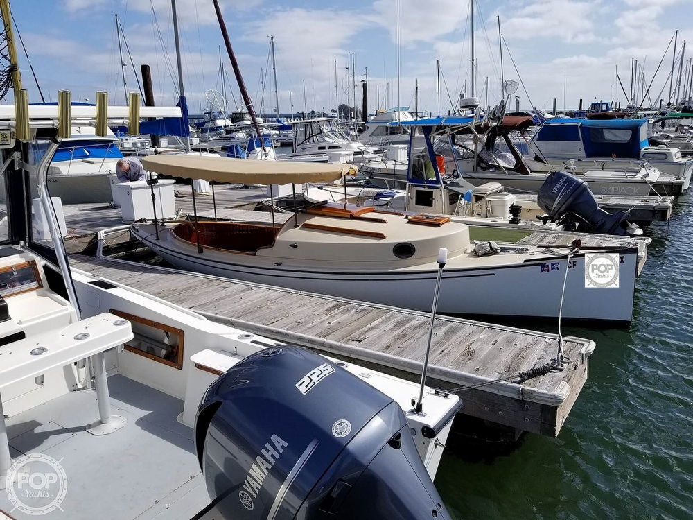 2004 Elliot Bay Co boat for sale, model of the boat is 23 Cabin Launch & Image # 22 of 40