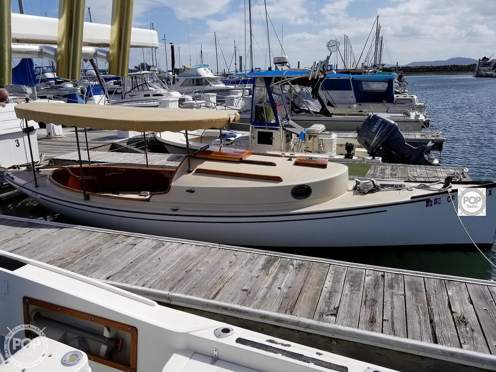 2004 Elliot Bay Co boat for sale, model of the boat is 23 Cabin Launch & Image # 23 of 40