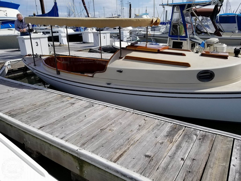 2004 Elliot Bay Co boat for sale, model of the boat is 23 Cabin Launch & Image # 24 of 40
