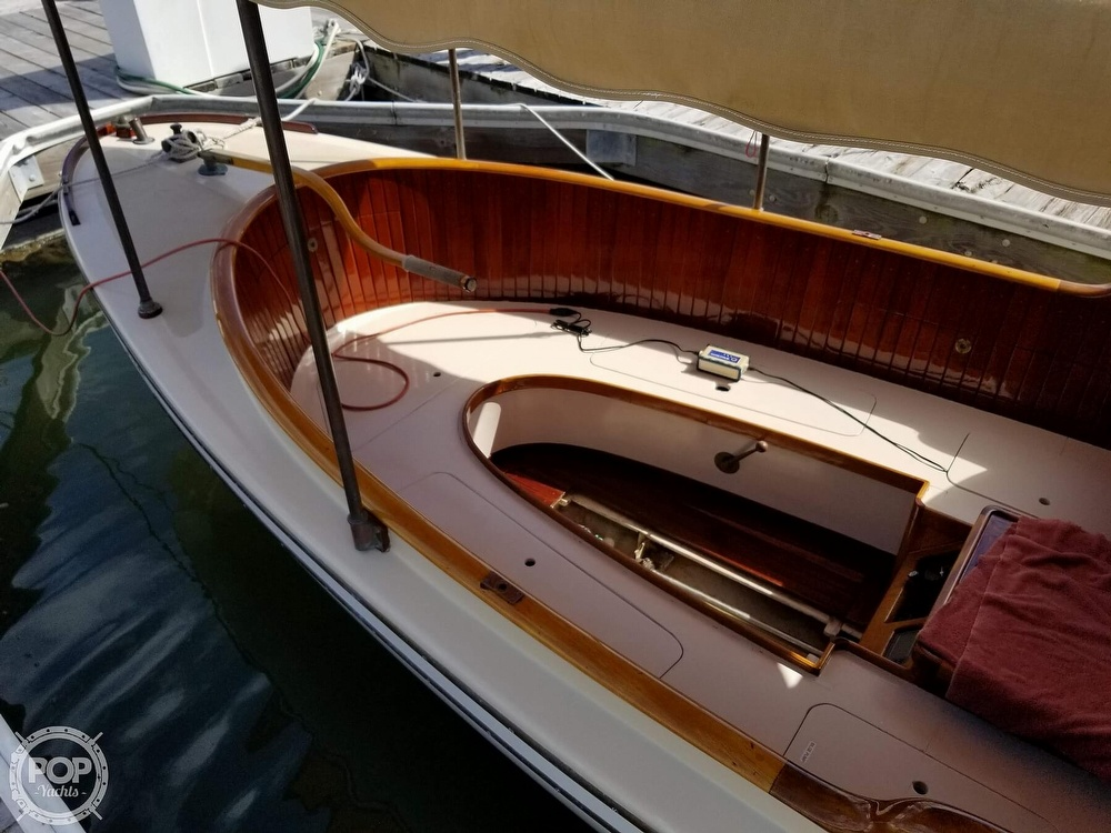 2004 Elliot Bay Co boat for sale, model of the boat is 23 Cabin Launch & Image # 27 of 40