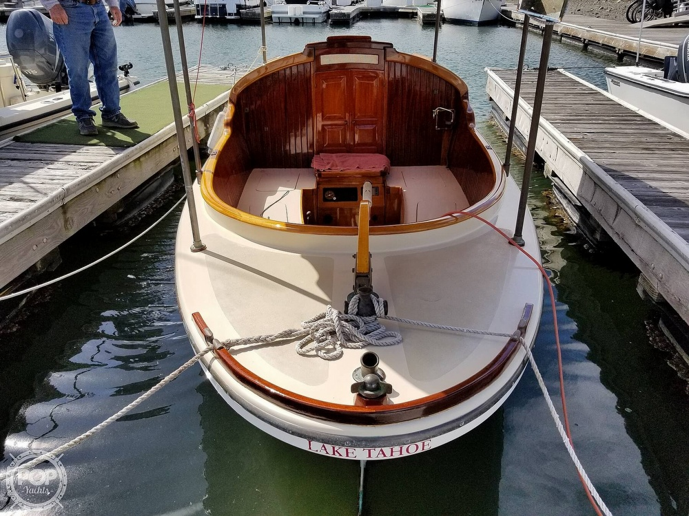 2004 Elliot Bay Co boat for sale, model of the boat is 23 Cabin Launch & Image # 28 of 40