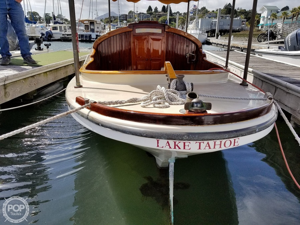 2004 Elliot Bay Co boat for sale, model of the boat is 23 Cabin Launch & Image # 29 of 40