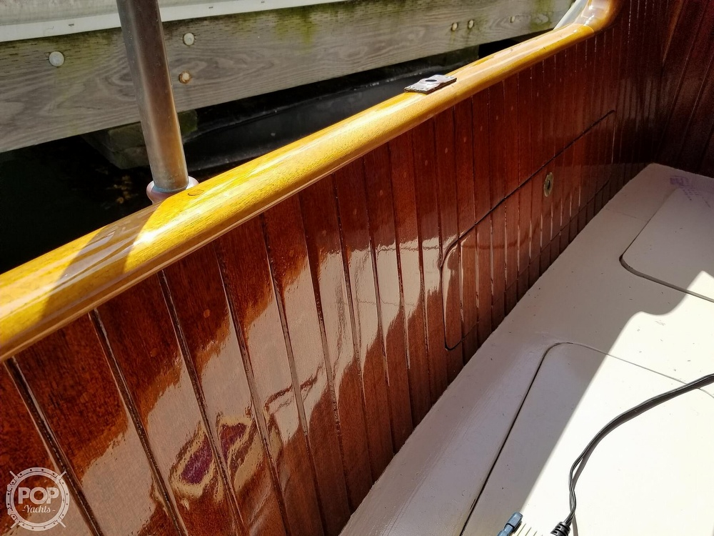 2004 Elliot Bay Co boat for sale, model of the boat is 23 Cabin Launch & Image # 32 of 40