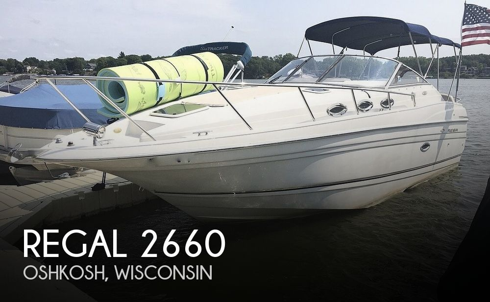 Used Regal Commodore 2660 Boats For Sale by owner | 1999 Regal Commodore 2660